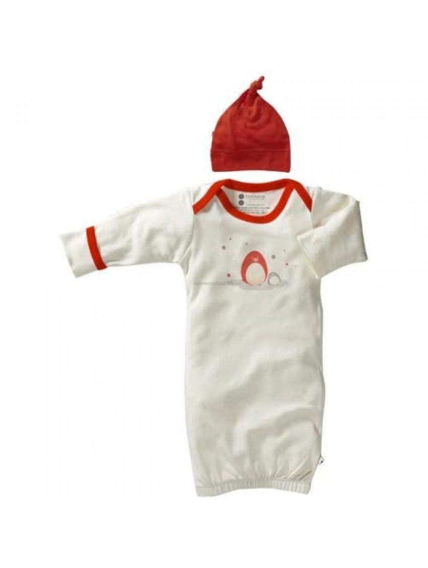 Babysoy Organic Newborn Layette Gown Baby Gift Set  Neutral Baby