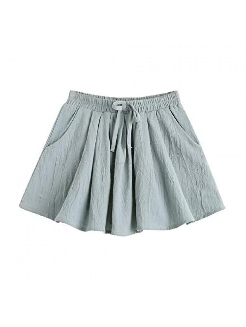 Aimama Girl Skirt Style Shorts