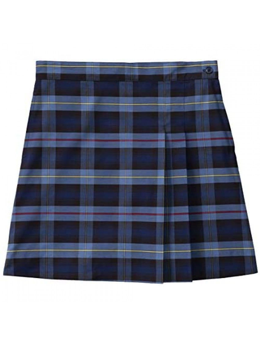 Classroom School Uniform Double Pleated Girls Plus Scooter 5PC5353A  24h  Navy