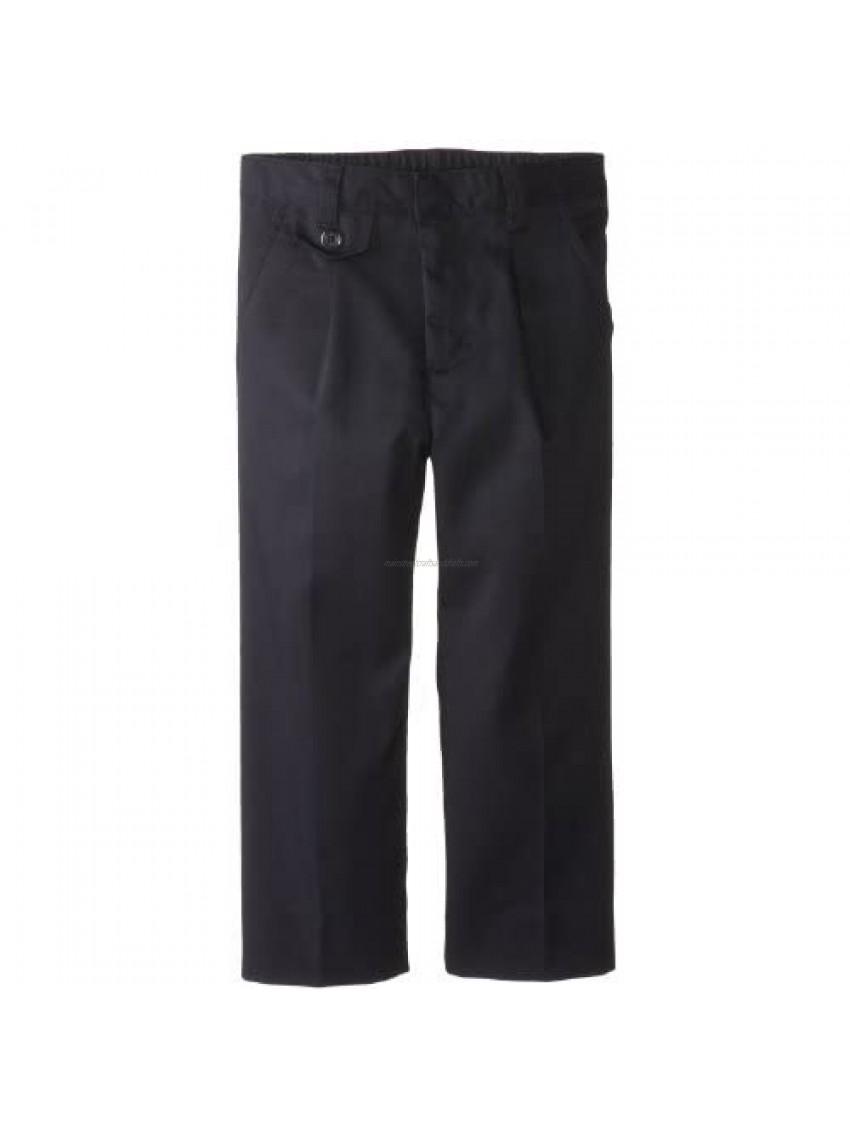 CLASSROOM Little Girls' Pleat Front Pant