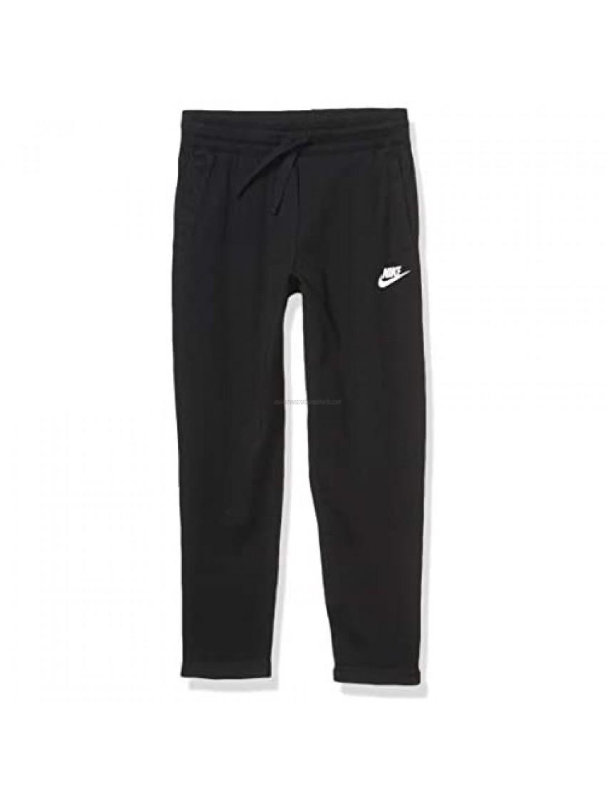 Nike Girls Sportswear Cotton Jersey Pant