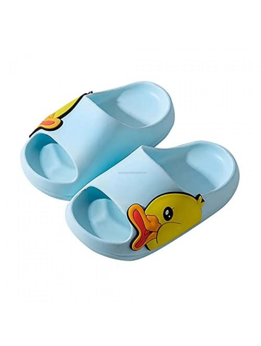 Unisex-Child Slide Sandals Boy Girls Summer Slippers Lightweight Non-Slip Garden Shoes Casual Beach Pool Water Shoes