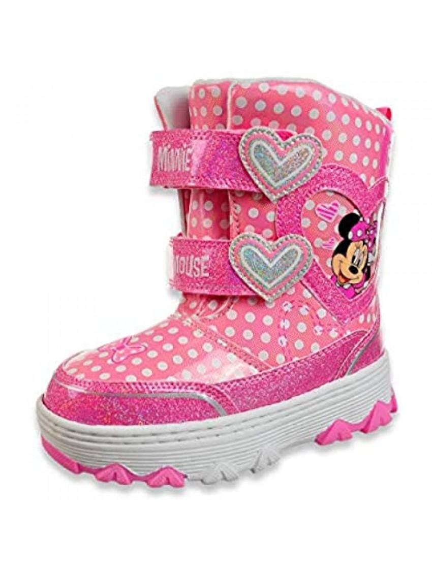 Josmo Kids Girl's Minnie Snowboot (Toddler/Little Kid)