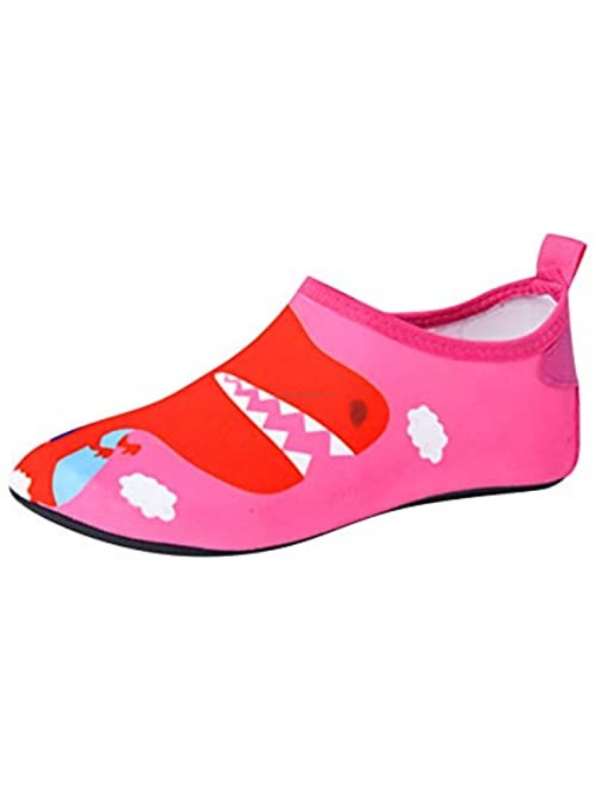 girls cotton mary jane flat children's swimming outdoor rain shoes beach shoes skin soft bottom shoes flip flop slippers skateboarding shoes simple beautiful breathable summer