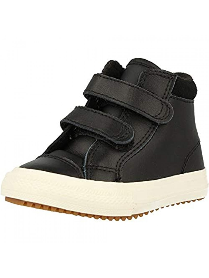 Converse Unisex-Child Chuck Taylor All Star 2v High Top Boot Sneaker