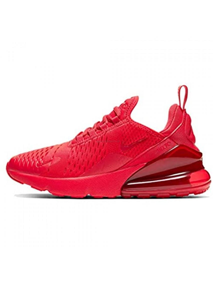 Nike Air Max 270 (gs) Big Kids Casual Running Shoes Cw6987-600
