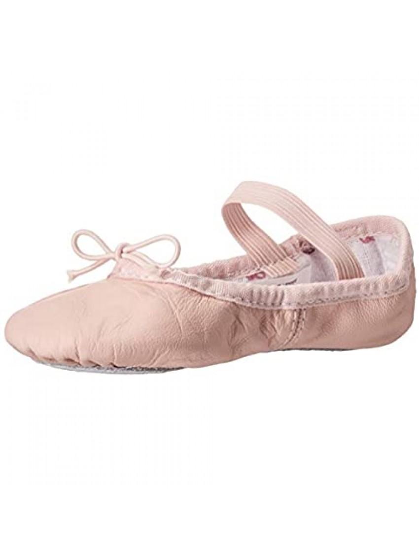 Bloch Dance Bunnyhop Ballet Slipper (Toddler/Little Kid) Little Kid (4-8 Years)  Pink