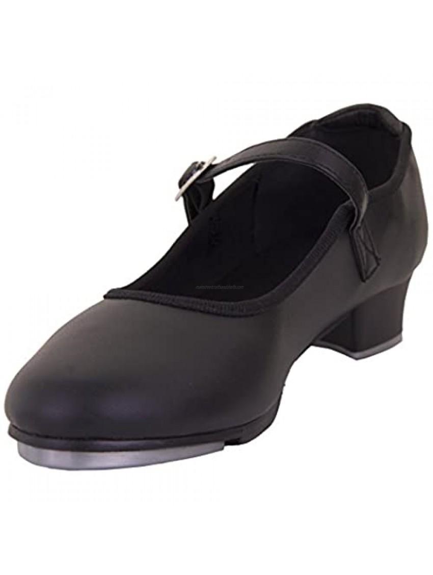 Danshuz Adult Mary Jane Black Tap Shoe
