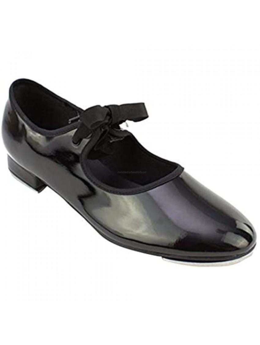 So Danca TA35 Childrens Snap On/Snap Off Tap Shoe (12 M US Little Kid)