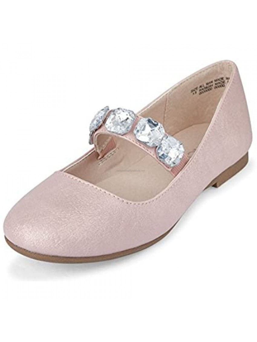 The Children's Place Baby-Girl's Ballet Flat