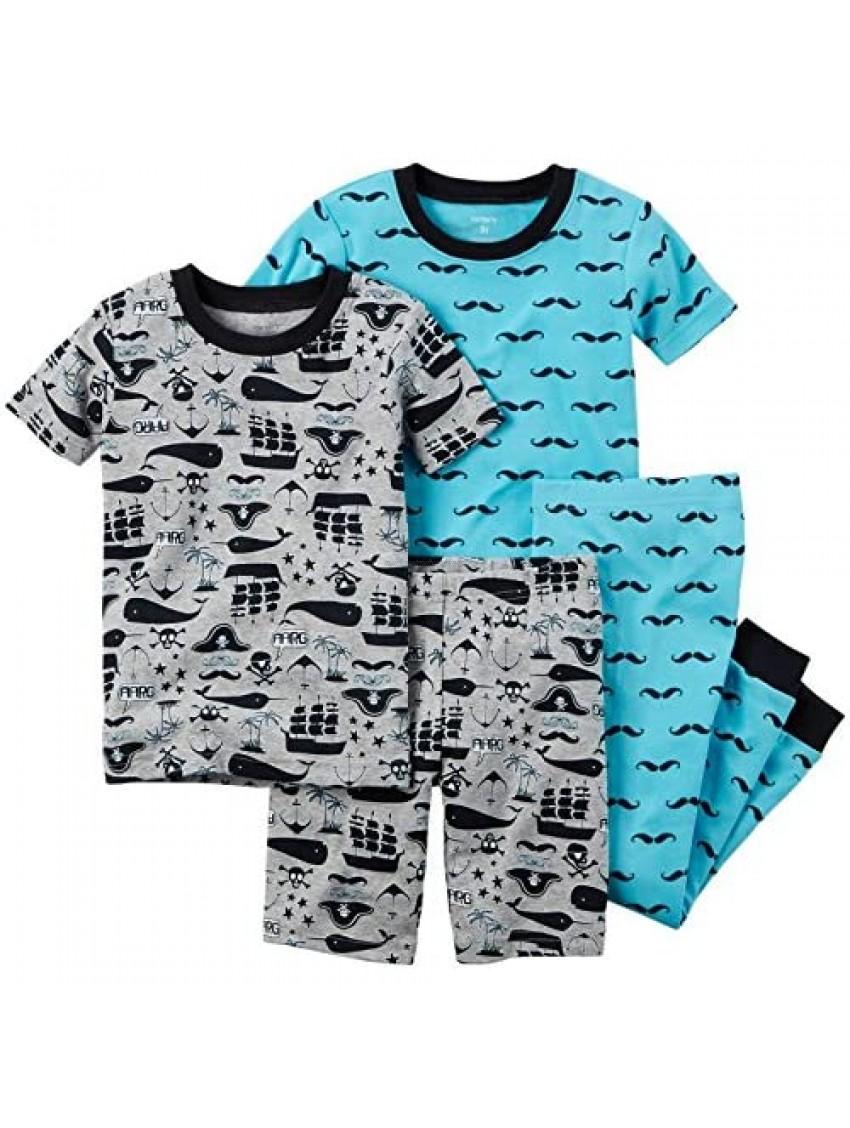 Carter's Baby Boys' 4 Pc Cotton 321g082
