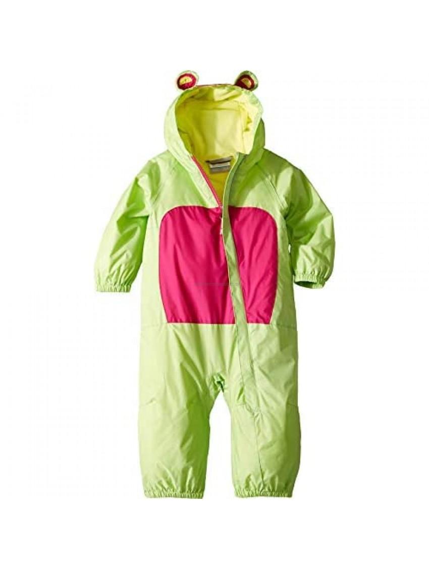 Columbia Youth Infant Kitteribbit Rain Suit  Waterproof & Breathable