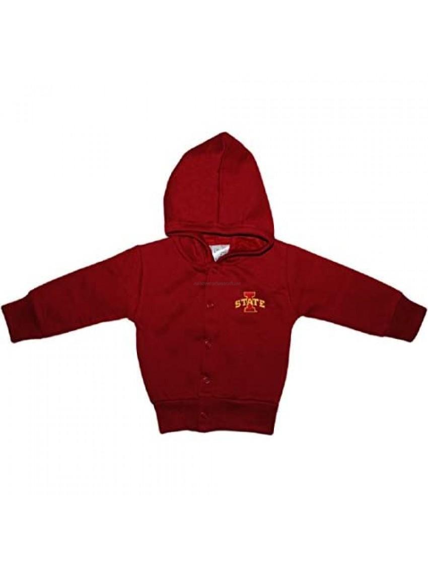 Iowa State University Cyclones Baby Snap Hooded Jacket