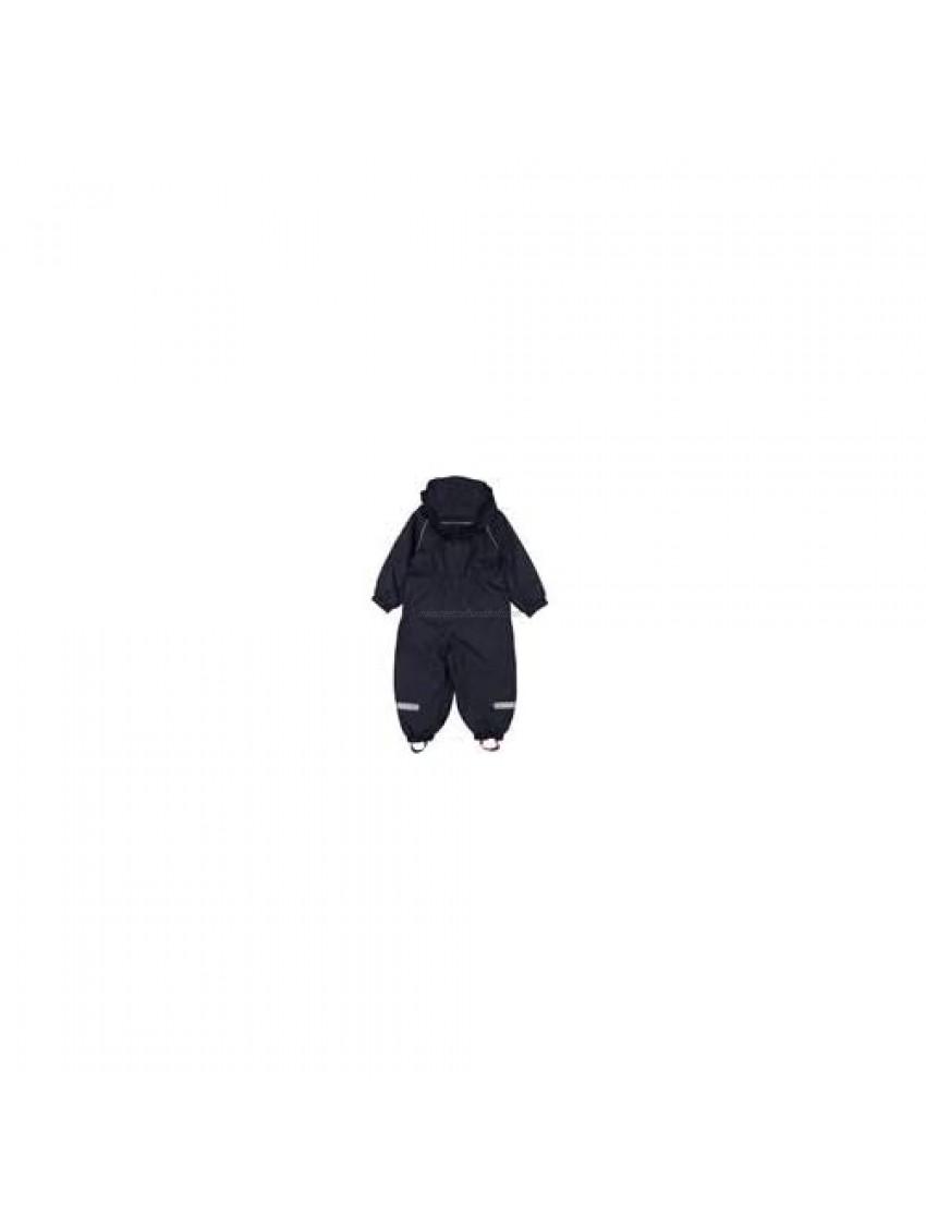 Polarn O. Pyret Fleece Lined Shell RAIN Suit (6MOS-2YRS)