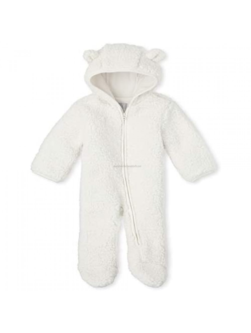The Children's Place Baby Boys' Bunting Snowsuit