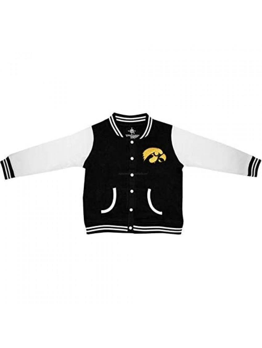 University of Iowa Hawkeye Varsity Jacket