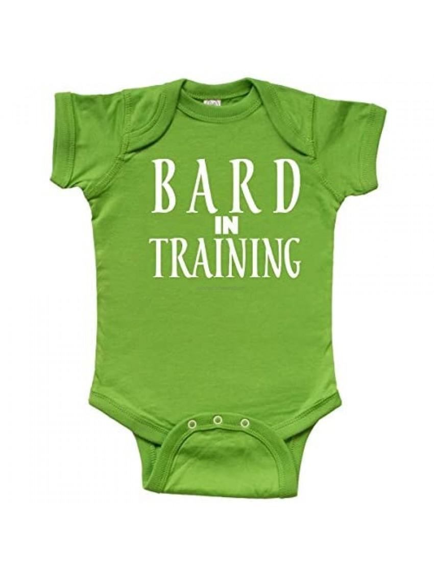 inktastic Bard in Training Infant Creeper