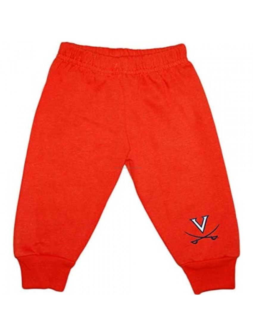 Creative Knitwear University of Virginia Baby and Toddler Sweat Pants