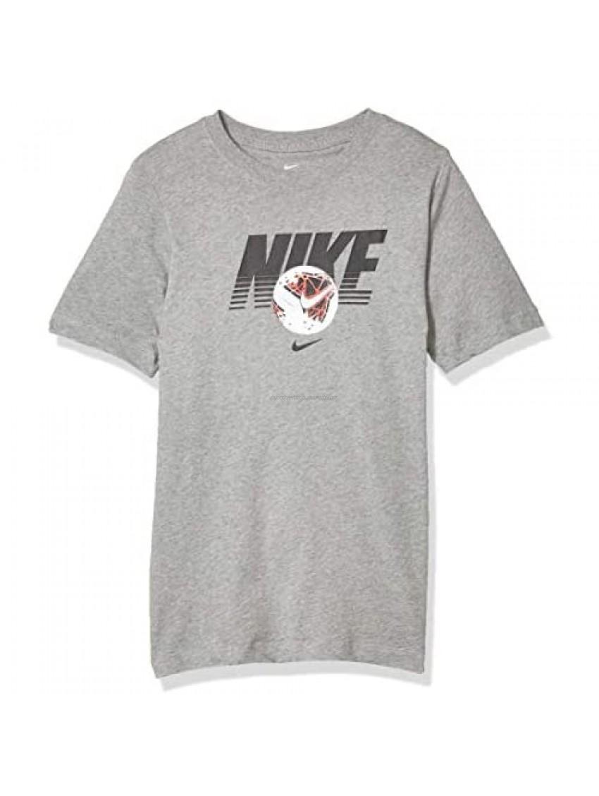 Nike Boys Soccer Sportswear T-Shirt