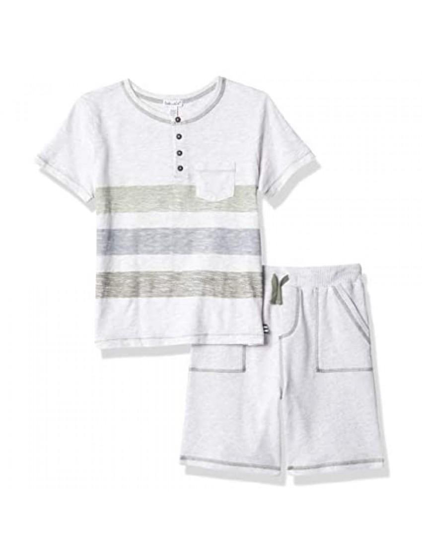 Splendid Boys' Kids Sleeve Short Set