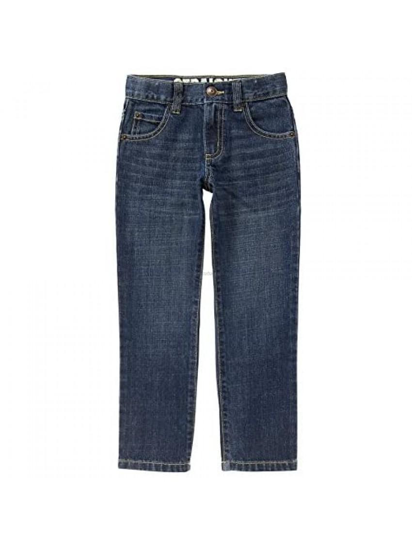 Gymboree Boys' Big Boys' Straight Fit Jeans