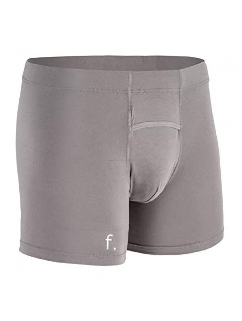 FONZ Boy's Anti EMF Radiation Reducing Underwear   Protection from Cell Phone  Wireless  Bluetooth  and 5G Radiation and EMF