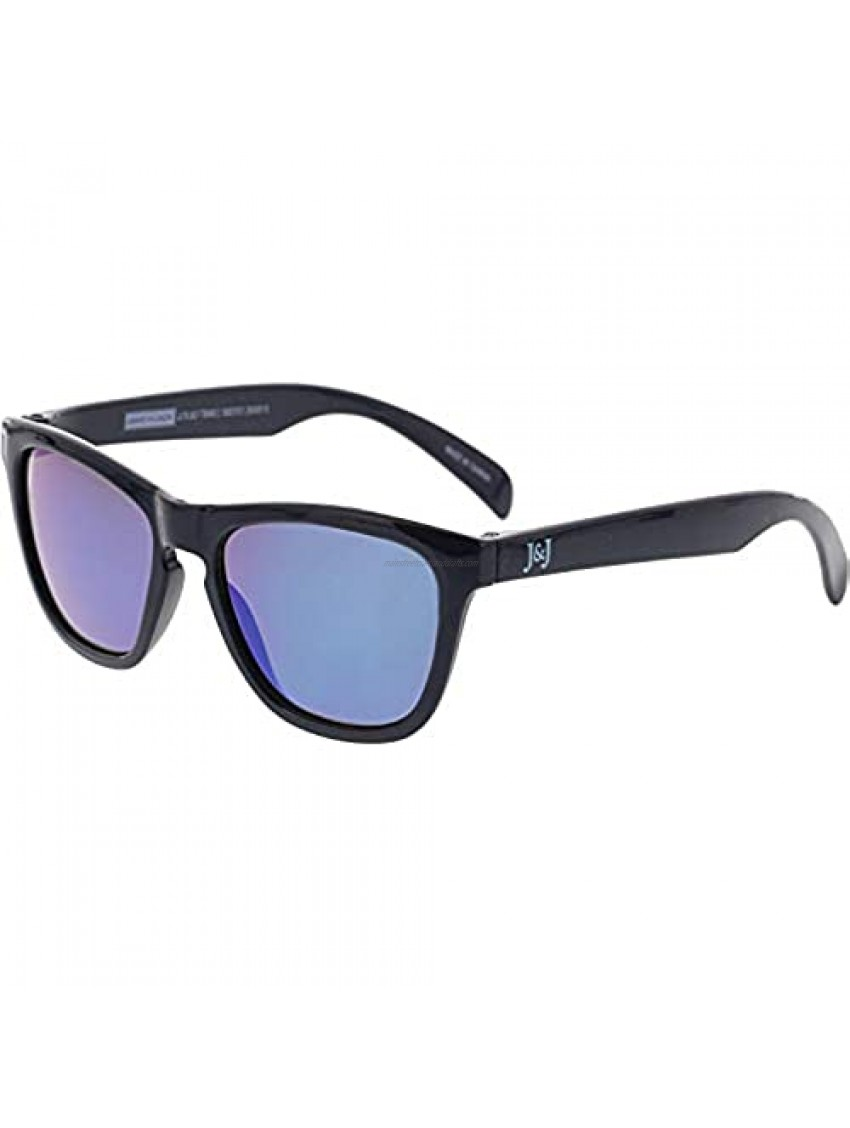 Janie And Jack Reflective Sunglasses 2-4 Years 200406115 Blue Square