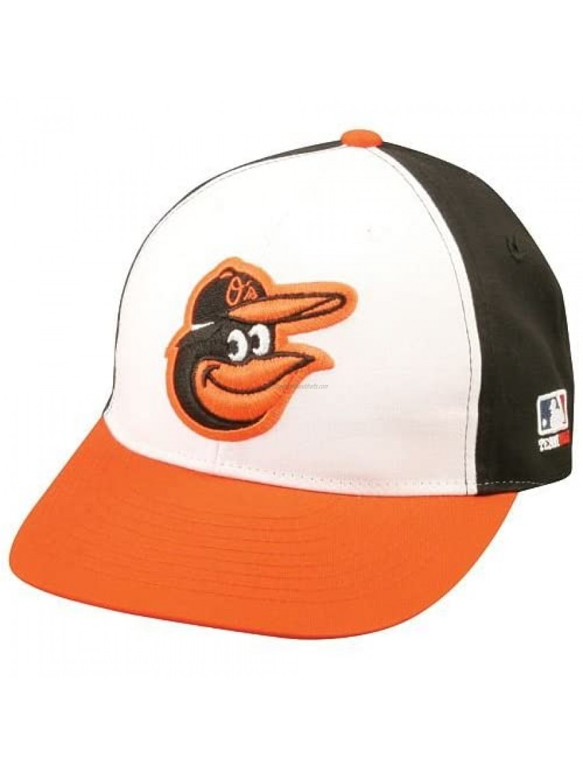 Baltimore Orioles Youth MLB Licensed Replica Caps / All 30 Teams  Official Major League Baseball Hat of Youth Little League and Youth Teams