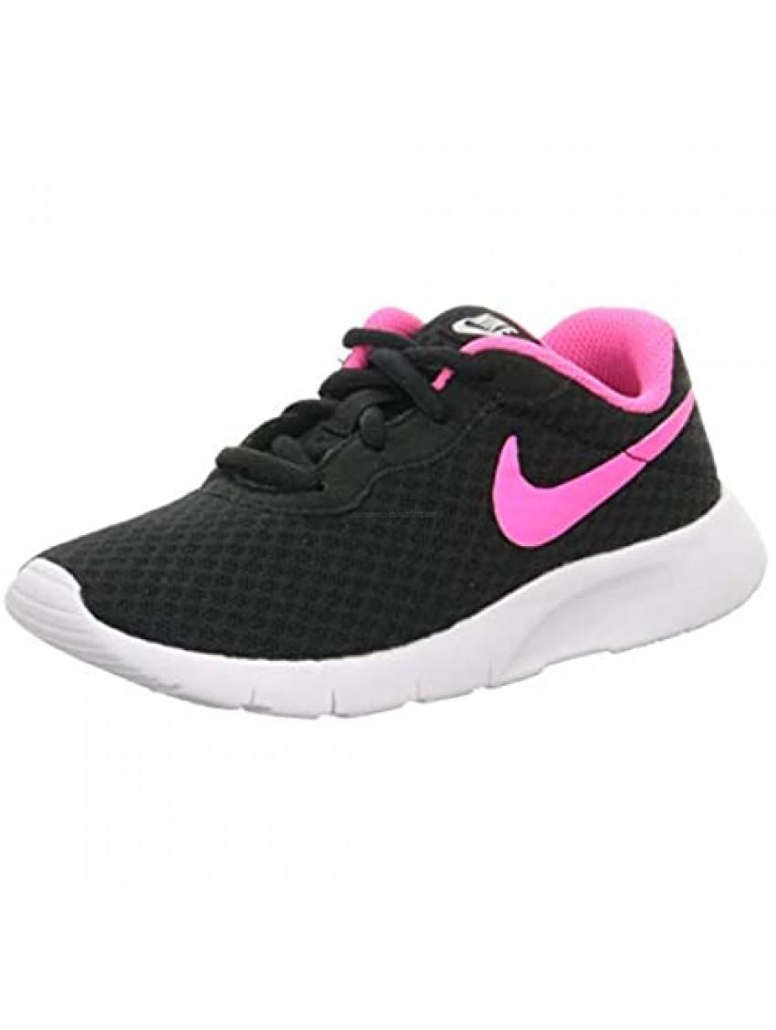 Nike girls Tanjun (Little Kid)