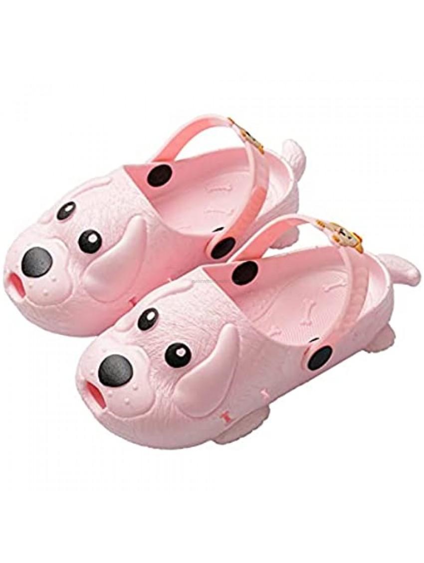 Summer Shark Slippers Cute Cartoon Animal Non-slip Toddler Children Boys&Girls Sandals