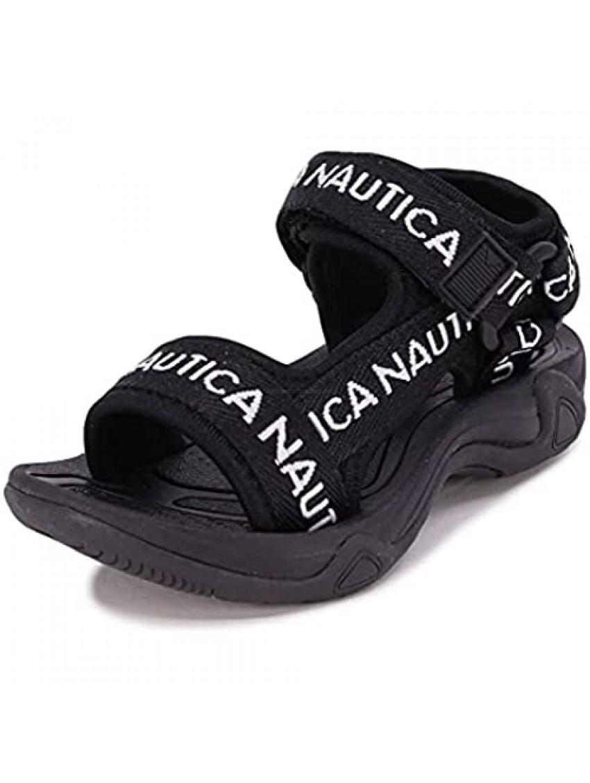 Nautica Kids Sports Sandals  Open Toe Athletic Beach Water Shoes |Boys - Girls| (Toddler/Little Kid/Big Kid)