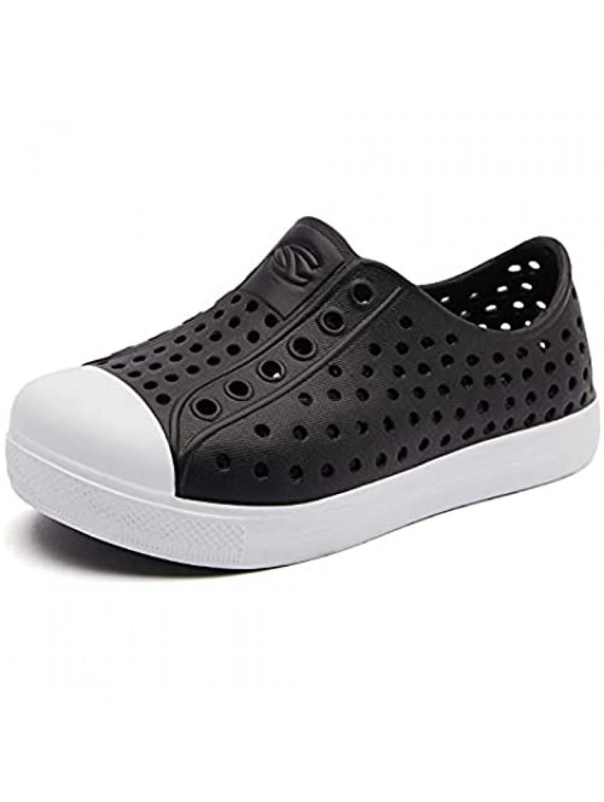 ODOUK Kids Water Shoes Lightweight Sandals Outdoor Indoor Slip On Sneakers for Girls & Boys