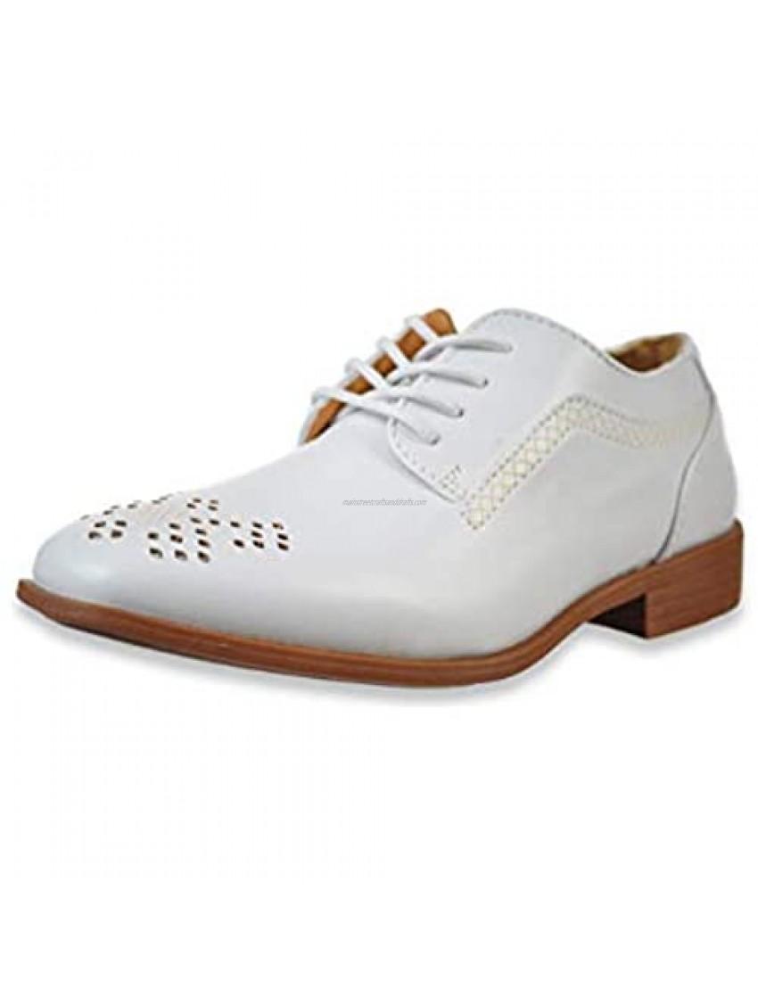 Jodano Collection Boys' Dress Shoes